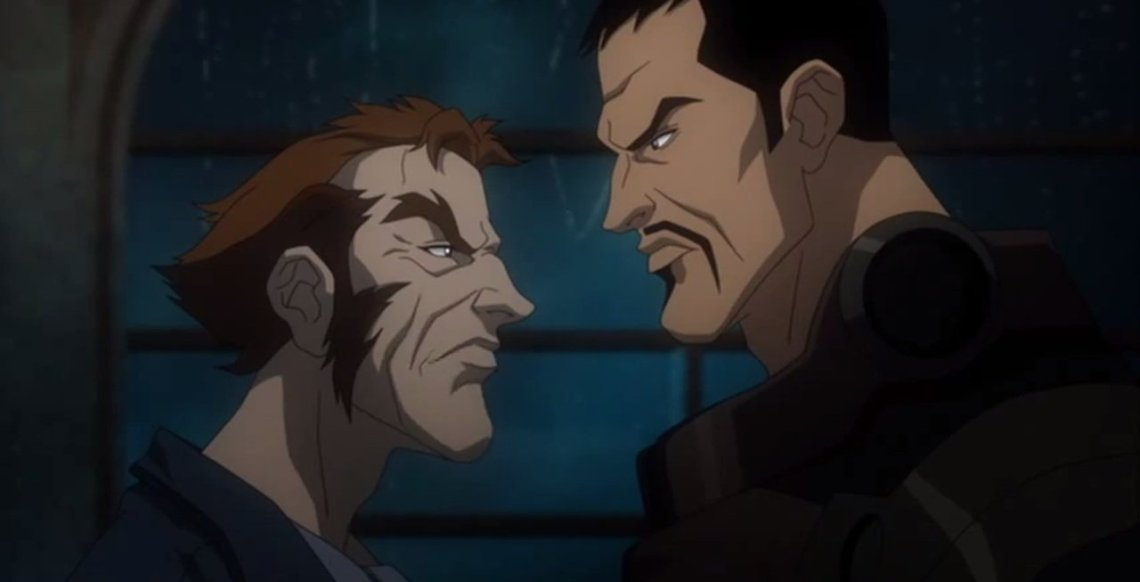 Captain Boomerang and Deadshot