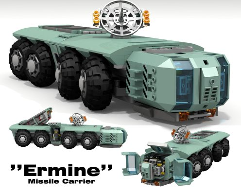 Ermine Missile Carrier