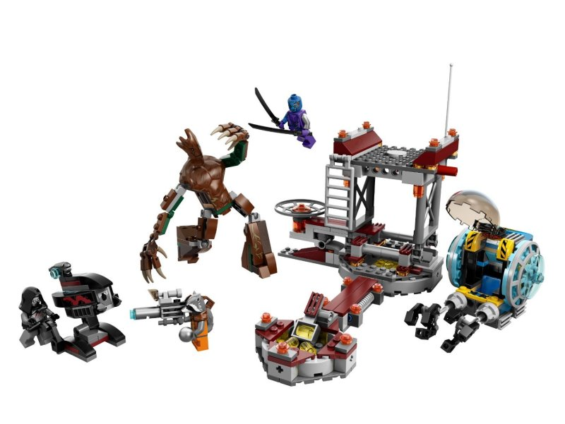 Guardians of the Galaxy Knowhere Escape Mission 2