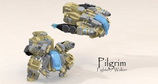 PIlgrim Mobile Outpost
