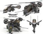 Rosset Light Helicopter