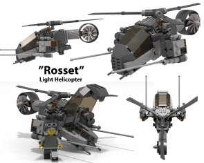 Rosset Light Helicopter