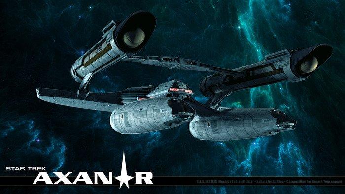 Prelude to Axanar 2