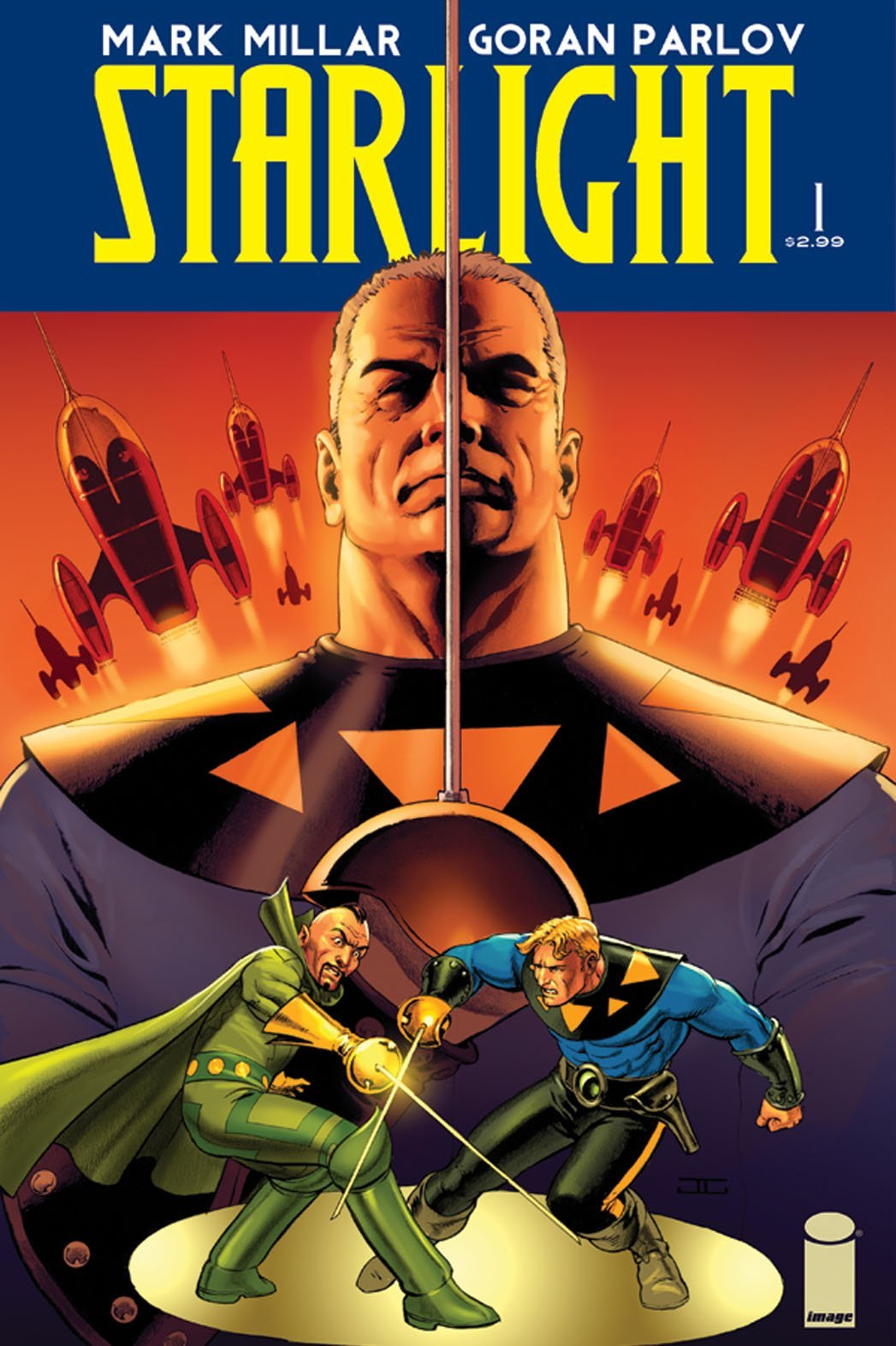 Starlight whole cover