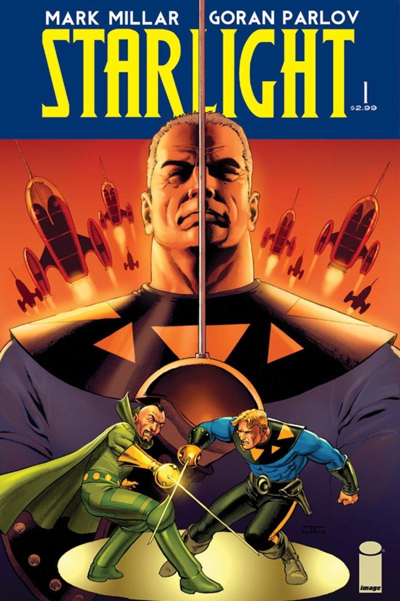 Starlight whole cover