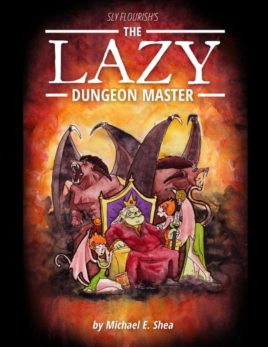 Lazy DM