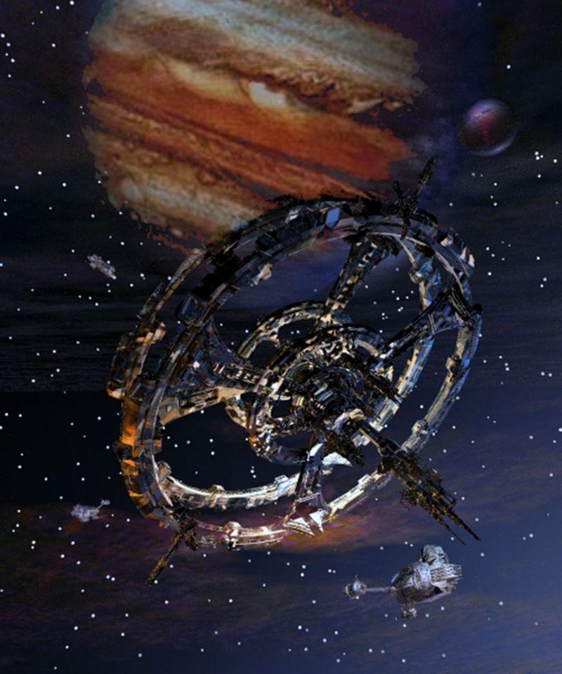 Jupiter Portada