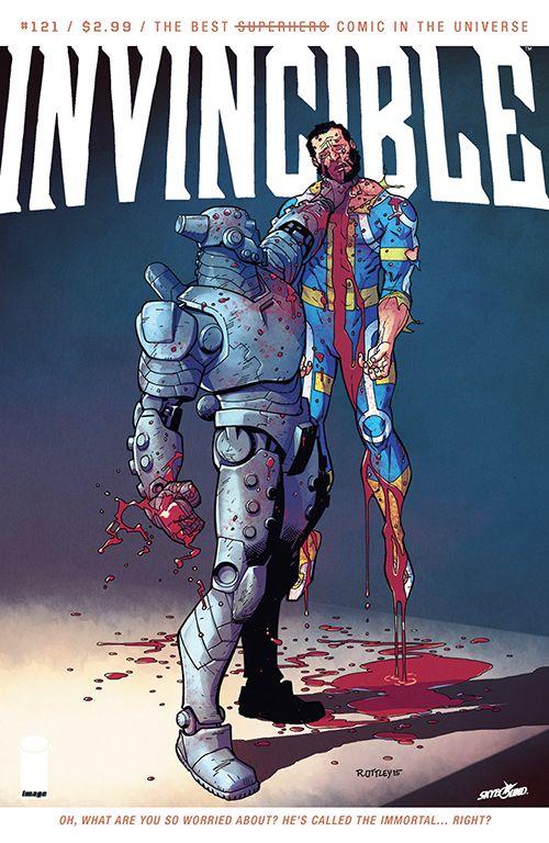 invincible 121