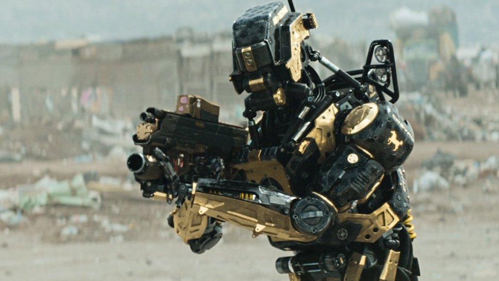 Elysium Robot