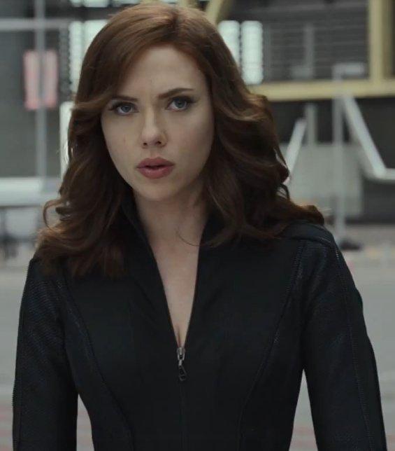 Black Widow Civil War 2