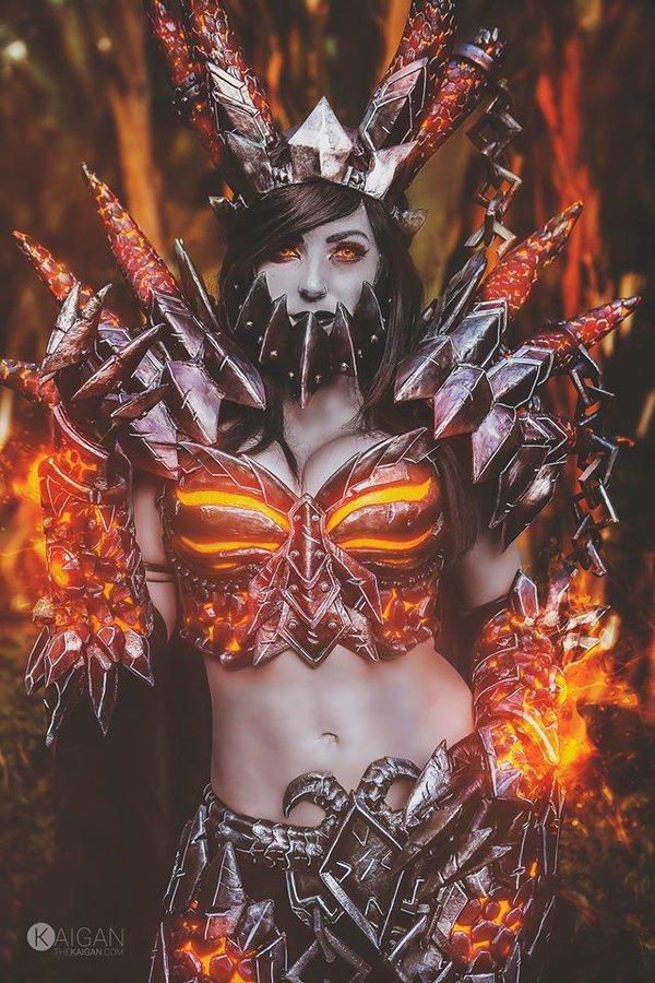 Jessica Nigri Deathwing II