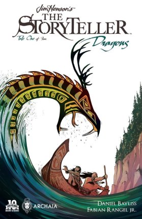 Boom Studios Jim Henson Storyteller Dragons