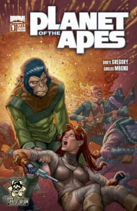 Boom Studios Planet of the Apes