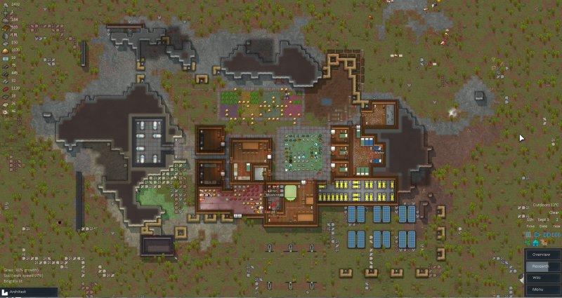 Rimworld Advanced Colony
