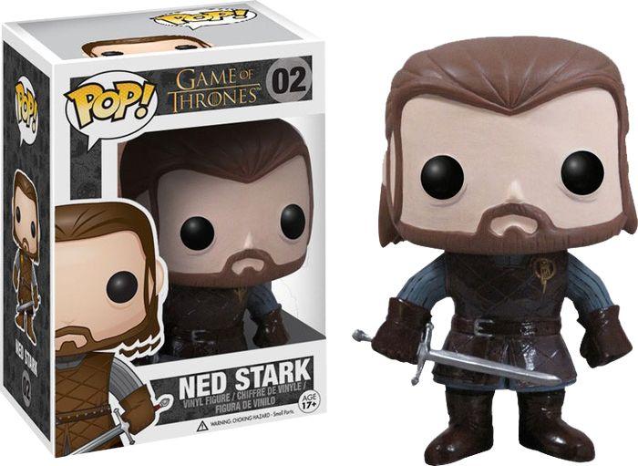 Funko Pop Juego de Tronos Ned Stark