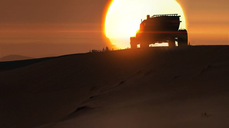 Homeworld Deserts of Kharak Baserunner 2