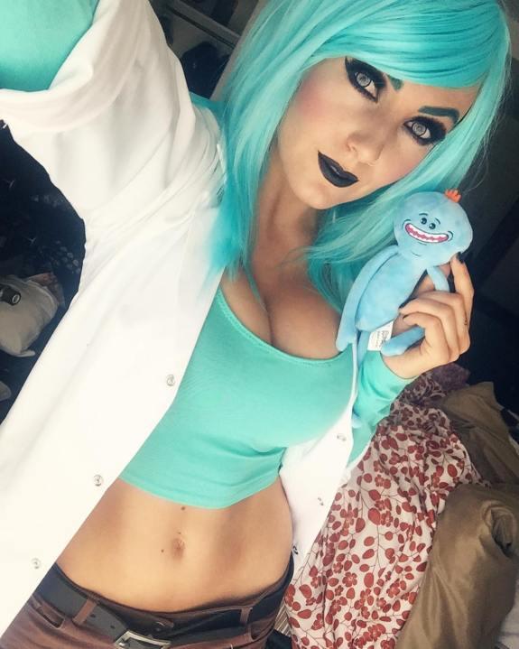 Jessica-Nigri-Sexy-Rick