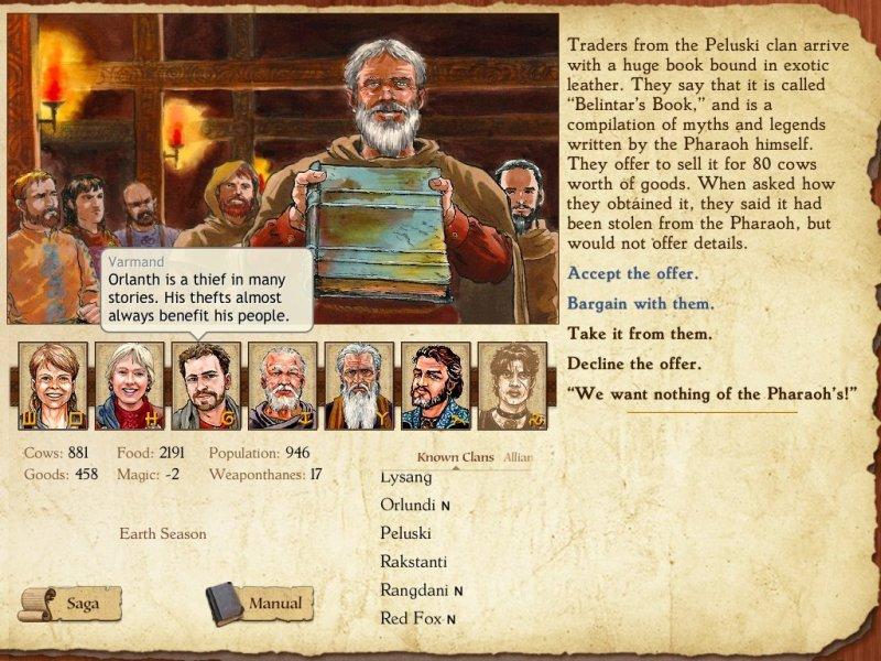 King of Dragon Pass Book