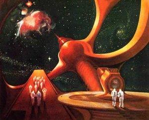 Nikolai Nedbailo - Galactic Manoeuvre