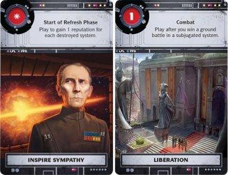 Star Wars Rebellion Cartas 3