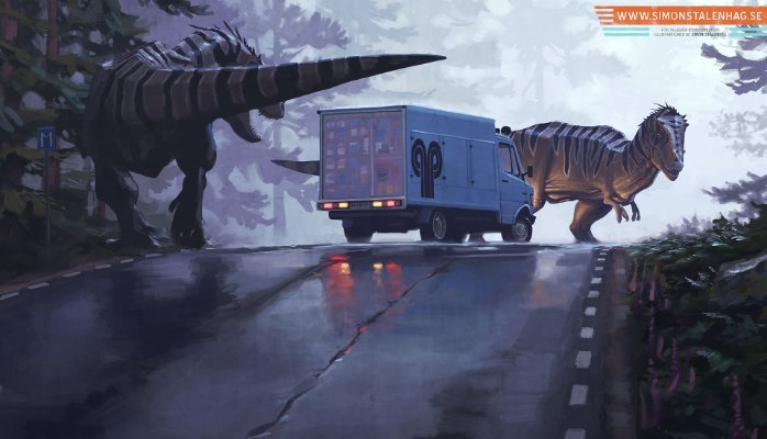 Tales from the Loop Simon Stalenhag 5
