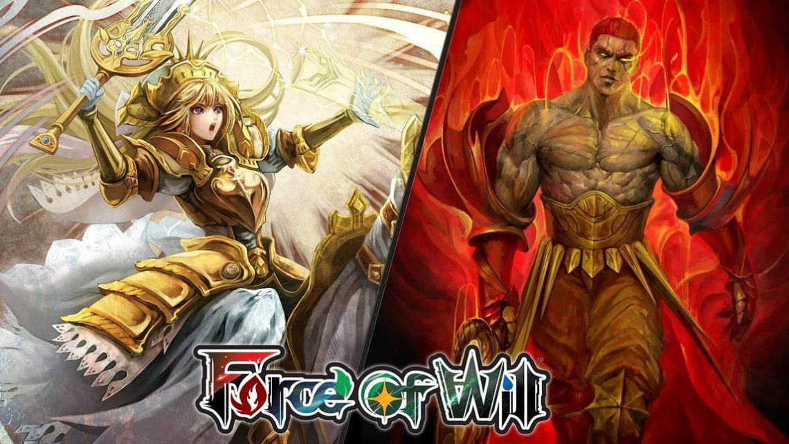 ¿Cómo iniciarse en Force of Will?