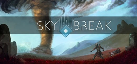 Gameplay de Sky Break