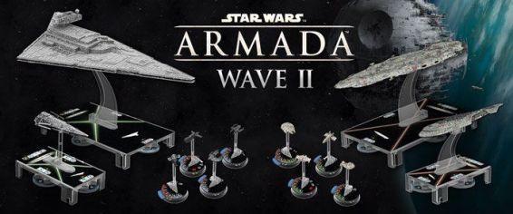 Star Wars Armada Wave II