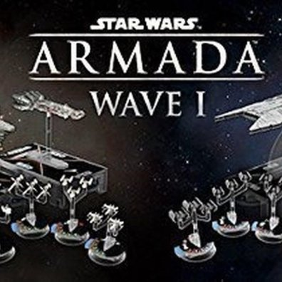 Star Wars Armada wave I
