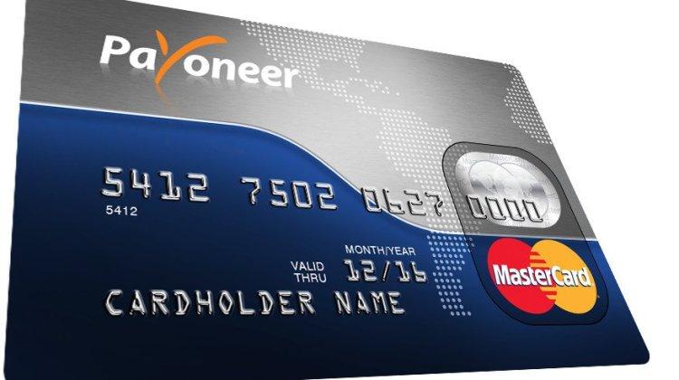 Tarjeta de Crédito de Payoneer