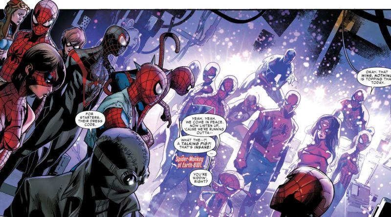 Spider-Verse Reunión