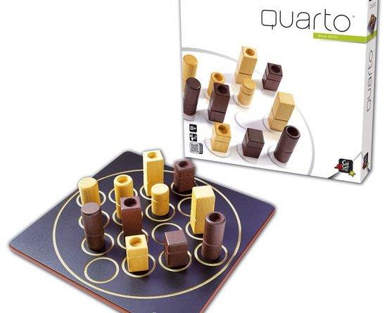 Quarto juego de tablero de Gigamic