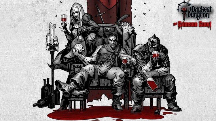 The Darkest Dungeon: The Crimson Court