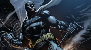 Por qué elegí a Batman Stephen King