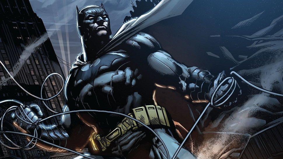 Por qué elegí a Batman Stephen King