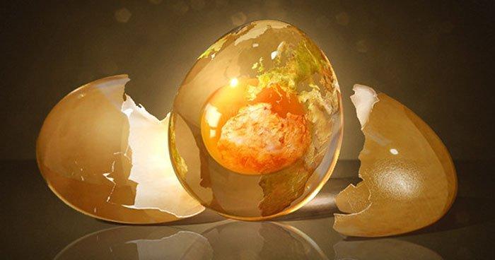 El Huevo por Andy Weir
