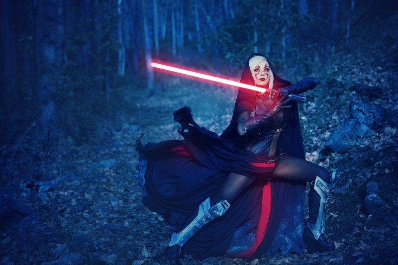 Wallpapers de Cosplay Jessica Nigri Sith Lady