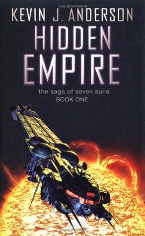 Hidden empire Saga of Seven Suns