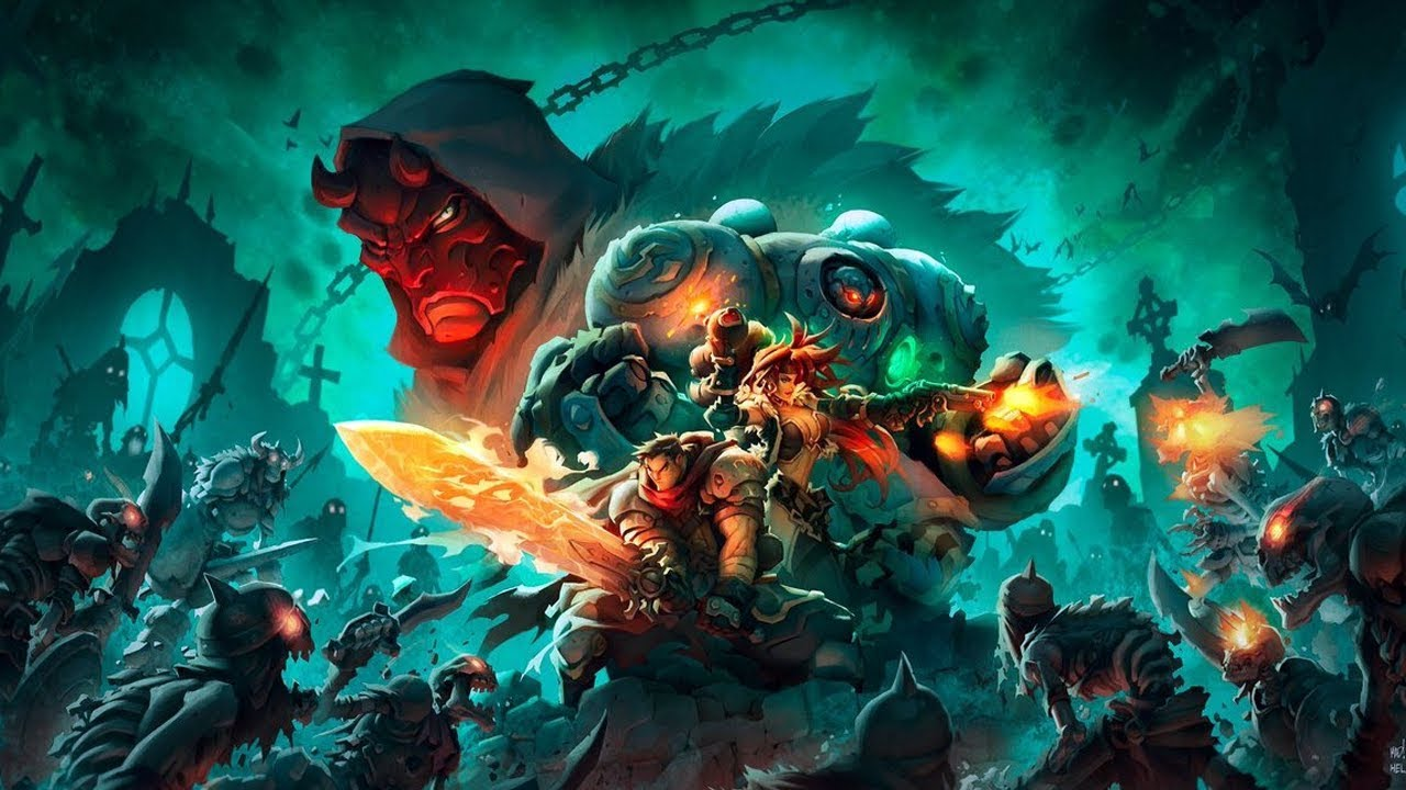 Battle Chasers: Nightwar – Gameplay en Español