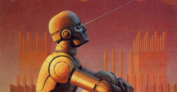 Robots y Drones Asimov