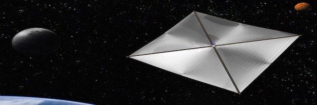 Sondas de Bracewell Nano nave