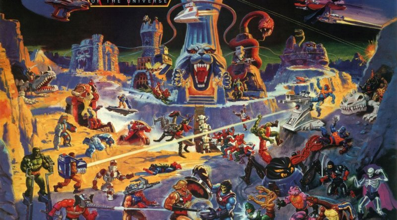 He-Man and the Masters of the Universe Poster