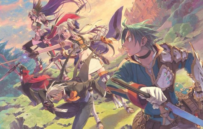 Trailers de Record of Grancrest War