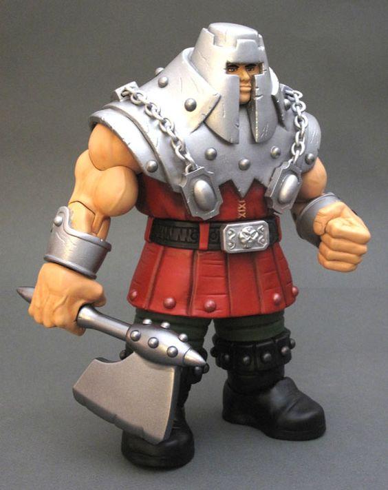 Juguetes de He-Man y los Amos del Universo Ram-Man