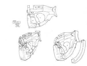 A.I.C.O. - Incarnation Armas Conceptos 2