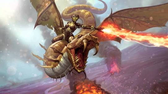Hex Shard of fate Gameplay Chronicle of Entrath