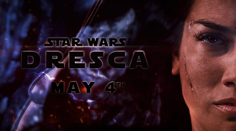 Dresca Sar Wars Fan Film