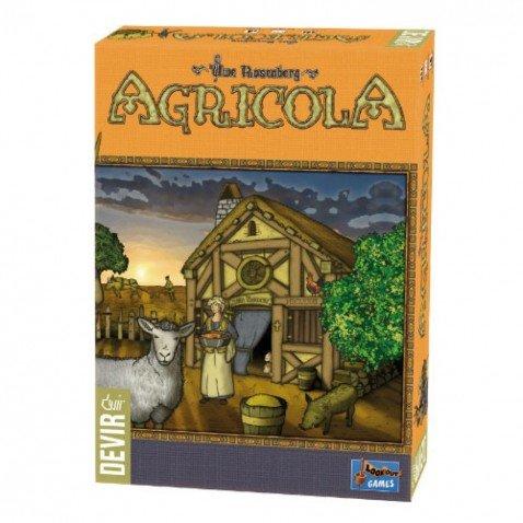 Los 5 Juegos de Mesa más recomendados de la actualidad Agricola