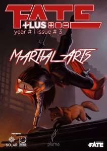 FATE Plus Plume Publications Martial Arts