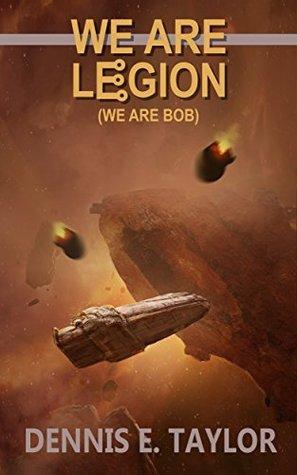 We are Legion We are Bob Portada del Ebook